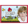Invitacion Para Imprimir Souvenir Imprimibles Angry Birds
