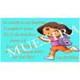 Tarjetas Infantiles Personalizadas Para Cumpleaños Y Fiestas