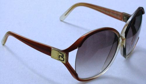 a307721621 Antiguo Vintage Lentes Originales Gafas Sol Paola Belle
