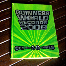 Libro Guinness World Records 2009 (español)