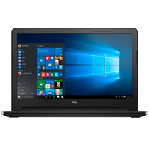 Notebook Dell Intel 15.6  500gb Win10 Hasta 10 Pagos S/r Loi