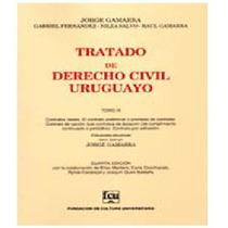 Gamarra 9 - Contratos Reales Tratado Derecho Civil Uruguayo