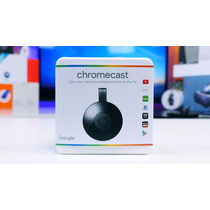 Google Chromecast 2 Hdmi Netflix 1080p Smart Tv - Urucel