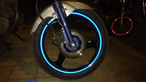 635e2651 Cintas Para Llantas Reflectivas,ruedas,motos Autos Tuning. Precio: $ 500  Ver en MercadoLibre