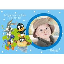 Souvenirs Imanes Personalizados Laminados - Cumpleaños