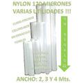 Nylon Para Cielorrasos - Ej: 5 Mts. X 4mts. Por $380