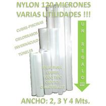 Piscinas - Nylon (20 Mt2) Para Cubrir