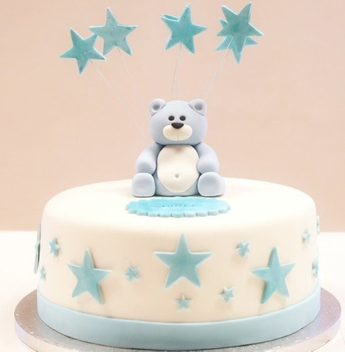 Imagenes de tortas de fondant baby shower - Imagui