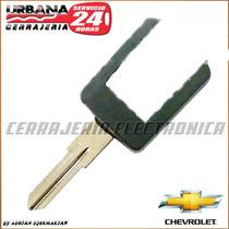 Carcasa Llave Chevrolet Meriva Codificada Cerrajeria Urbana