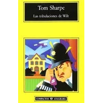 Las Tribulaciones De Wilt - Tom Sharpe