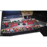 Fight Stick (tablero Arcade) Para 2 Jugadores
