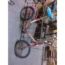 Bicicleta Graziela Rodado 16.para Restaurar.
