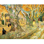 Lamina 30x45cm Arte - Pintores - Van Gogh - Menders