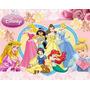 Invitaciones Personalizadas Princesas De Disney, Cumpleaños