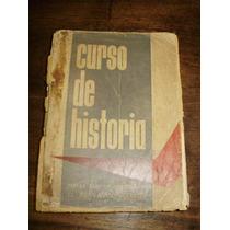 Curso De Historia 3r. Año Secundaria-o. De Vasconcellos-1964