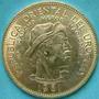 Tp Moneda De $ 10. Gaucho De Plata Año 1961 Impecable Estado