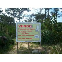 Vendo 1575m+2 Casas De 55m2 Fondo Y Parrilla Indep. - Garage