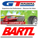 Cubierta 175/65/14 Gt Radial Neumático Siena Palio Corsa