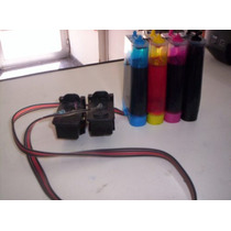 Sistema Continuo Con Cartuchos Canon Mp230 , Mp280, Ip 2700