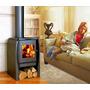 Calefactor A Leña Amesti Nordic La Estufa Que Consume Menos