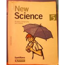 New Science 5 ( Santillana) Ingles