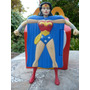 Mujer Maravilla Coleccion Superheroes De Dc Mc Donalds