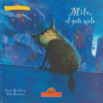 Milo el gato malo relatos de perrigatos infantiles a for Audio libro el jardin secreto
