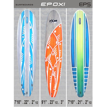 Surf Tablas Fun Hibridos Retros Stand Up Epoxi Nuevos Stock