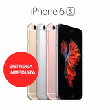 Iphone 6s Plus 16gb Lte 12mp Libres Gtia Sellados En Stock!