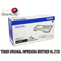 Toner Original Tn 410! Brother Hl 2130 Y Dcp 7055
