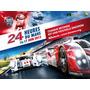 24 Horas De Le Mans - Automovilismo - Lámina 45 X 30 Cm.