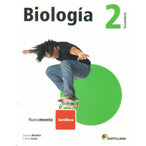 Biologia 2. Editorial Santillana. Secundaria