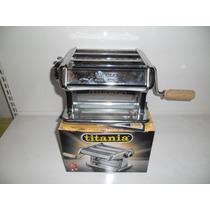 Máquina De Hacer Pasta Sobadora Y Tallarinera Nueva Italiana