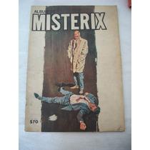 Revista Historias Misterix Muy Antigua De Coleccion