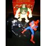 Hombre Araña Spiderman Mc Donalds Cajita Feliz Lote X 3 !