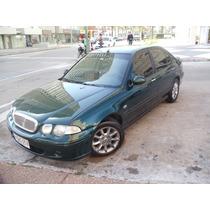 Rover 45 Tdi 2.0 Diesel Impecable Estado