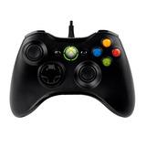 Joystick Original Microsoft Xbox 360 Cableado En Oferta Loi
