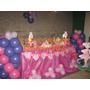 Cumpleaños Tematico Angelina Ballerina!!!.mesa De Dulces.