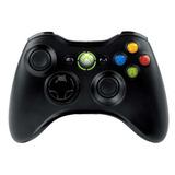 Joystick Microsoft Xbox 360 Inalámbrico + Receptor Pc En Loi