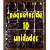 Láminas Para Monedas (10 Unidades +3 Monedas De Regalo)