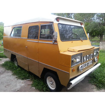 Motor Home / Casa Rodante- Bedford Indio 1970- Motor Perkins