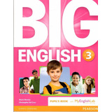 Big English 3 / With Myenglishlab / Pupils Book / Pearson