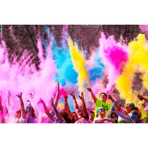 Polvos De Colores Flúo Holi , Son Los Originales  !!