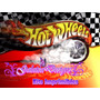 Kit Imprimible Personalizable Hot Wheels,tarjeas, Cumpleaños