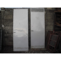 Hojas De Puerta En Chapa-precio Por Cada Una-