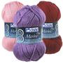 Lana Ovillo Cisne Merino: Crochet Y Dos Agujas $ 230