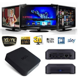 Smart Android Tv Box Full Hd 4k Peliculas Gratis - Netflix