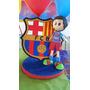 Adorno Barcelona Cotillon Cumpleaños Decoracion Futbol