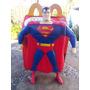 Superman Guarda Cartas Coleccion Superheroes De Dc Mc Donald