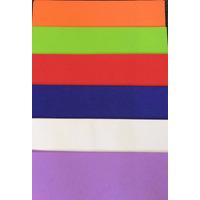 Goma Eva Lisa- Bolsa De 10 Unidades Medidas 60x40 Cm
